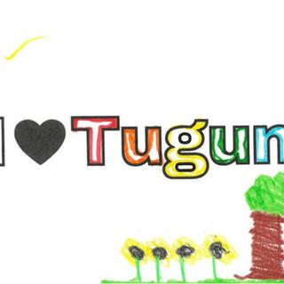 51x204 All I love Tugun stickers (11).pn