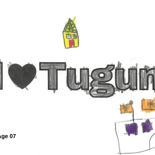51x204 All I love Tugun stickers (8).png