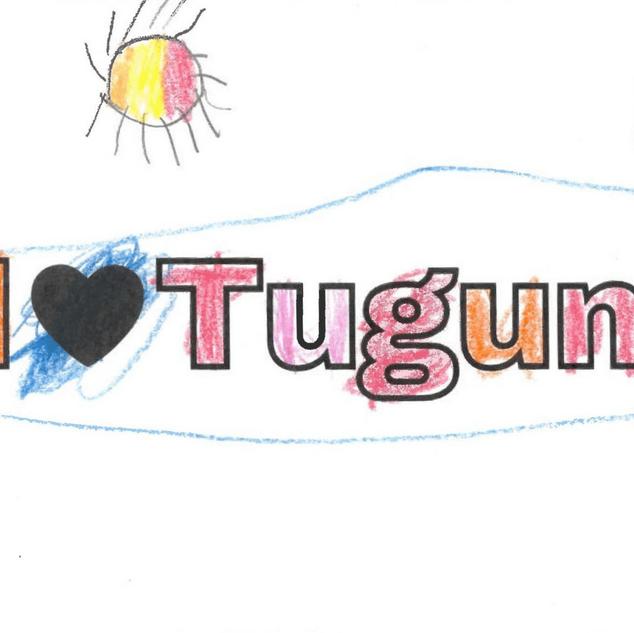 51x204 All I love Tugun stickers (9).png