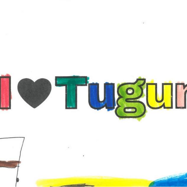 51x204 All I love Tugun stickers (10).pn
