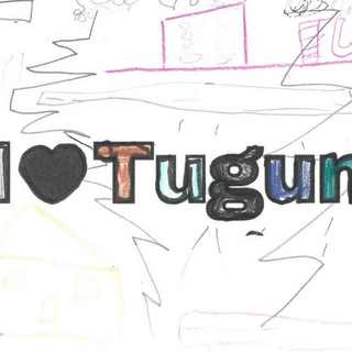 51x204 All I love Tugun stickers (7).png