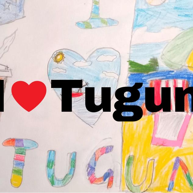 51x204 All I love Tugun stickers (4).png