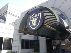 NFLオークランド・レイダースとのビジネス開始!