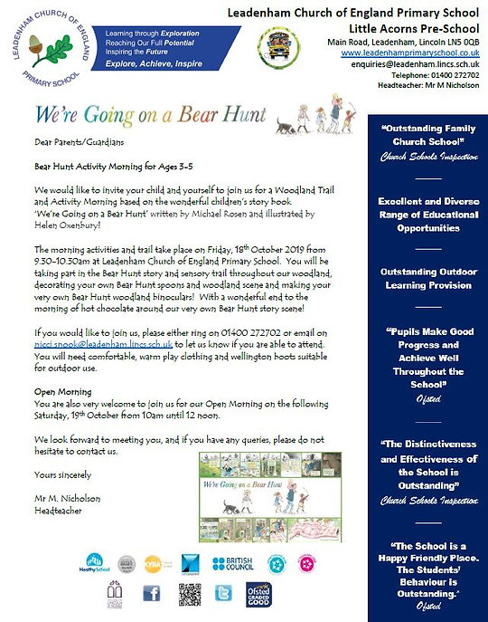 Bear Hunt Activity Morning.JPG