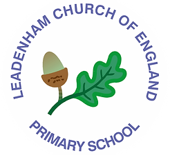 Leadenham Primary School Logo (With Circ