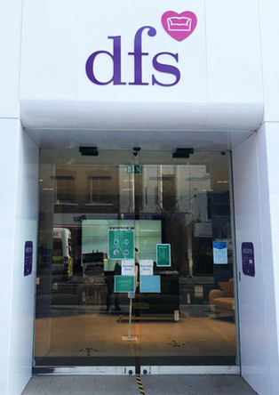 DFS, Tottenham Court Road