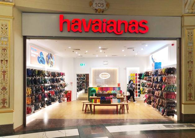Havaianas, The Trafford Centre