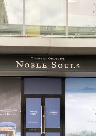 New Souls by Timothy Oulton