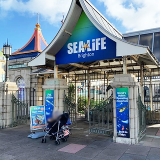 SLC Brighton Entrance