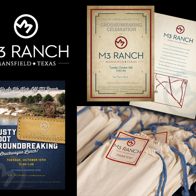 M3 Ranch Creative Branding