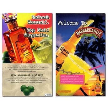 Promotional Bar Card Series
