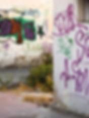 Graffiti della ragazza