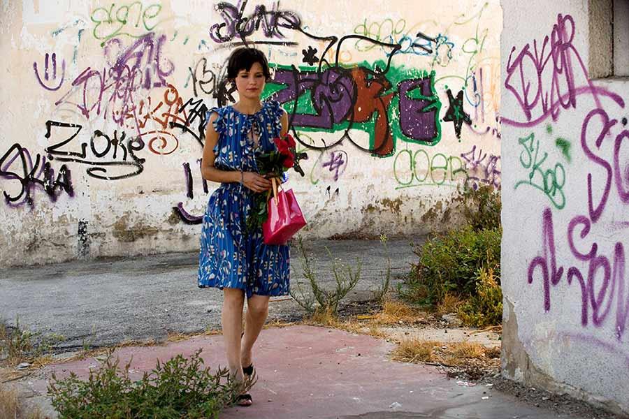 גרפיטי באתונה נפוץ בזמנים קשים במדינה , כמו במלחמת העולם ה-2 ומלחמת האזרחים אבל לא רק. זהו כלי ביטוי לגיטימי לפרוק רגשות וכעסים.