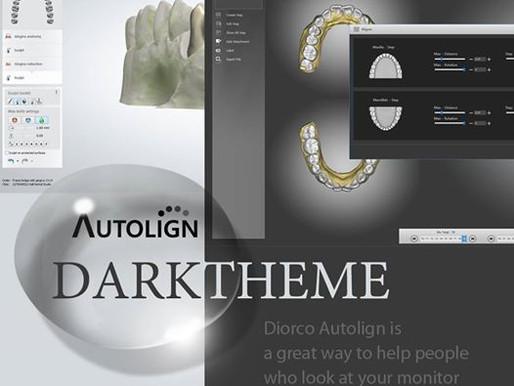 Introducing Dark theme