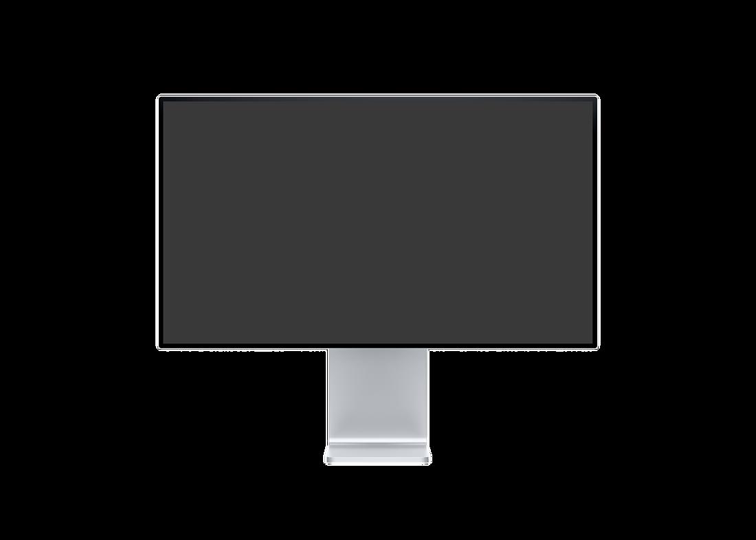 Macbook Pro & Pro Display XDR Mockup Sce