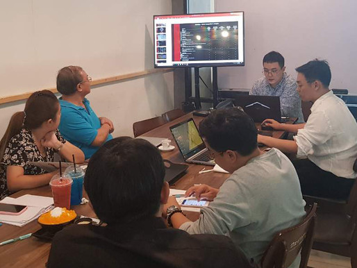 Successful event of Staff and Orthodontist Training of Autolign in Thailand.