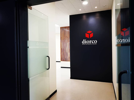 Diorco's new office