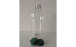 Botella Modelo 3 a rosca boca ancha