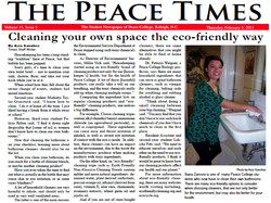 The Peace Times Vol. 15, Issue 5