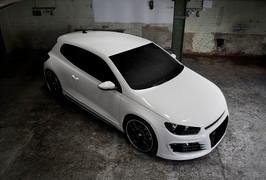 VW Scirocco 1.4 TSI