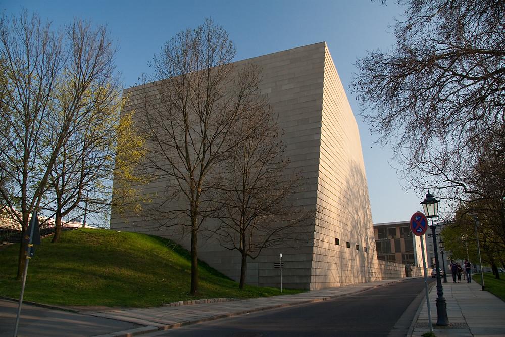 בית הכנסת החדש בדרזדן