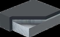 Duplex Galvanized Steel Lintel