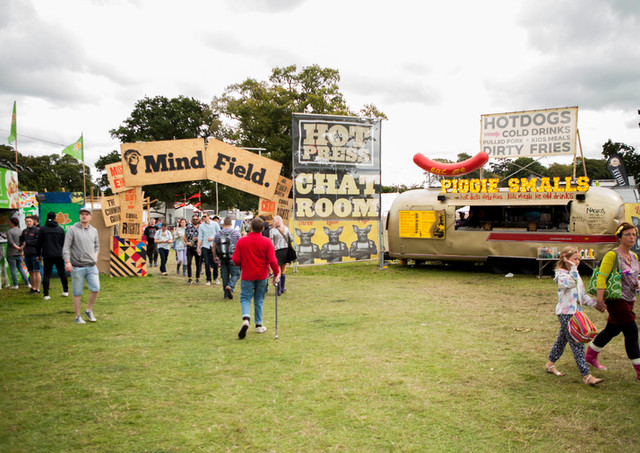 MindField at Electric Picnic