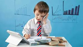Can you buy equities in a child's name?