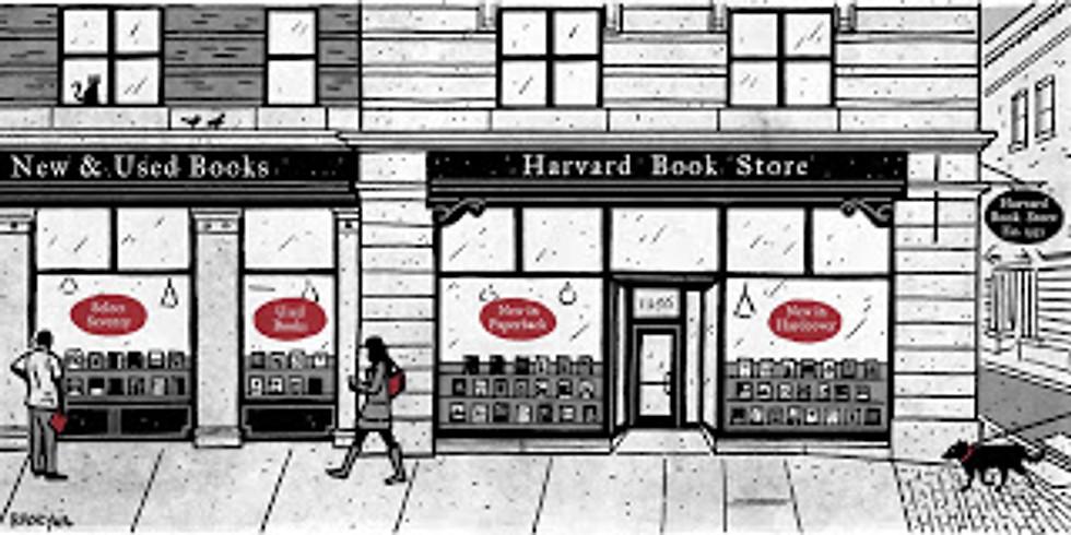 Harvard Bookstore Reading with Pam Houston