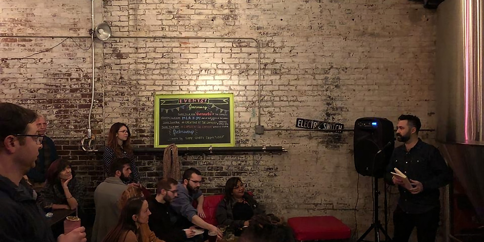 Cannery Reading Series