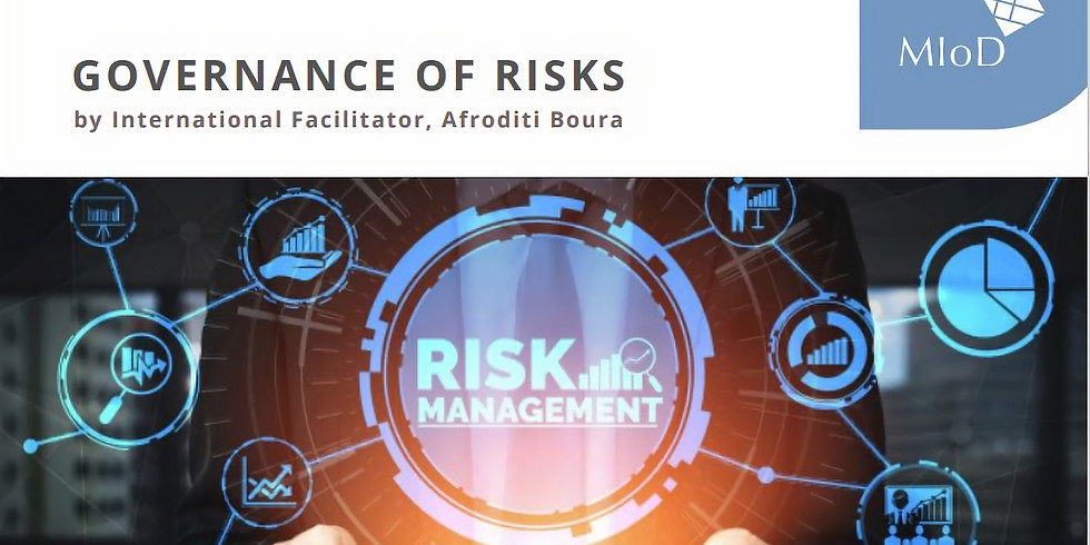MIoD: Governance of Risk