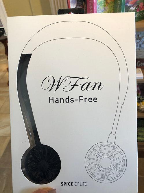 Hands free Wearable Fan