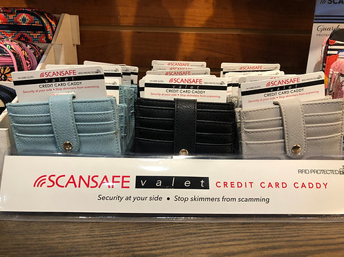 Scansafe Credit Card Caddy