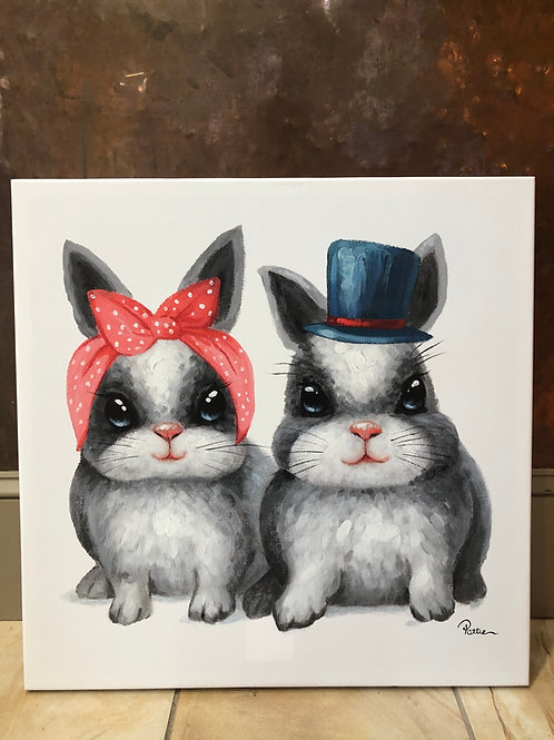 Mr. and Mrs. Bunny Picture