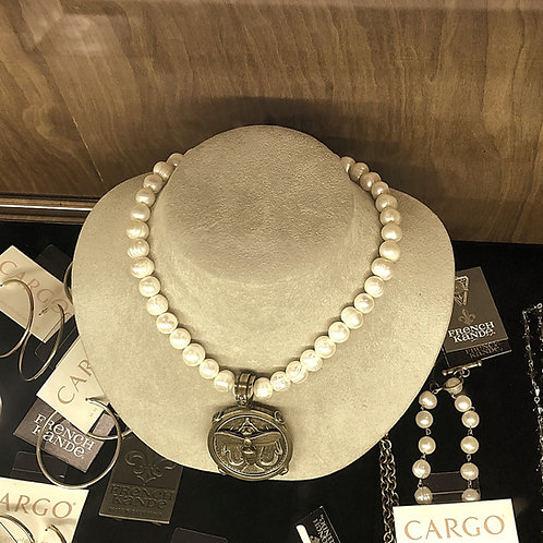 French Kande with Pearls