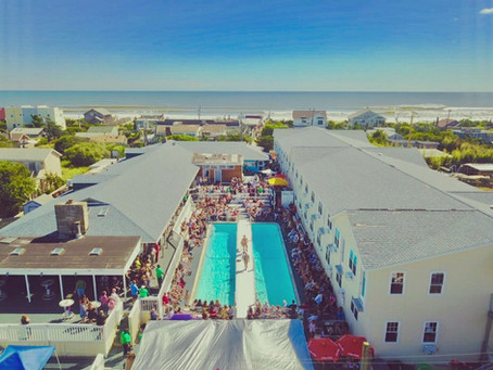THE GROVE HOTEL REOPENS IN TIME FOR FIRE ISLAND BEAR WEEKEND!!