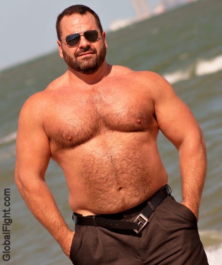 BEAR MAN