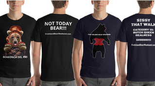 Fire Island Bear Weekend T-Shirts