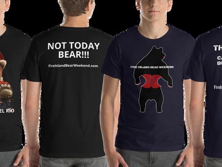 Fire Island Bear Weekend T-Shirts