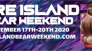 We are moving Fire Island Bear Weekend to September 17th-20th 2020