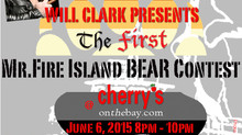 Mr. Fire Island Bear Contest