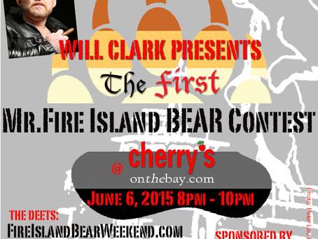 Mr. Fire Island Bear Contest