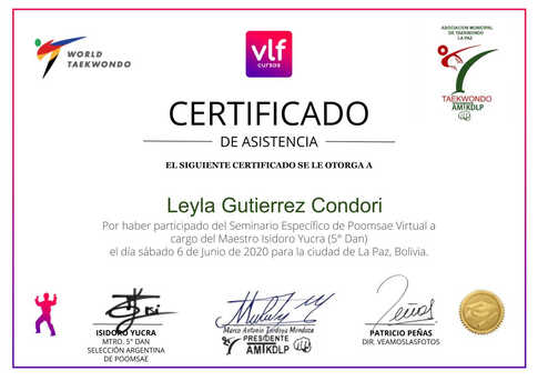 Leyla Gutierrez Condori