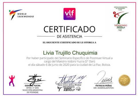 Livia Trujillo Chuquimia