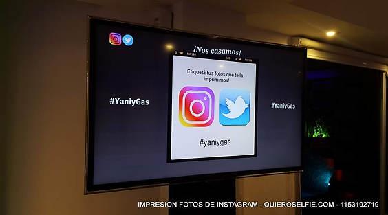 Instaprint Impresion fotos instagram
