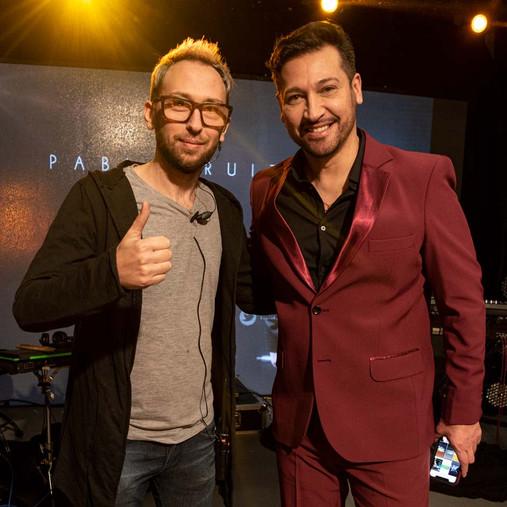 El show en vivo de Pablo Ruiz por veamoslasfotos