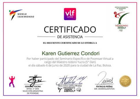 Karen Gutierrez Condori