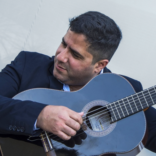 Martín Paz dará un show en vivo por streaming a través de Artistas en Vivo