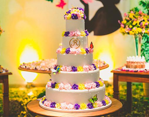 Ideas para elegir la torta de tus 15 Años
