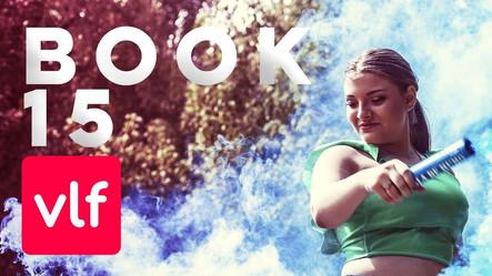 book 15 años Nicole